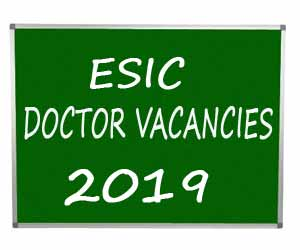 Walk-in-Interview: ESIC Hospital Kolkata releases vacancies for SR, Tutor posts