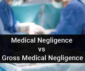 Medical Negligence Versus Gross Negligence: NCDRC pulls up state commission for dismissing plea