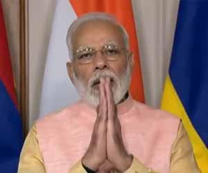 PM Modi inaugurates ENT hospital in Mauritius