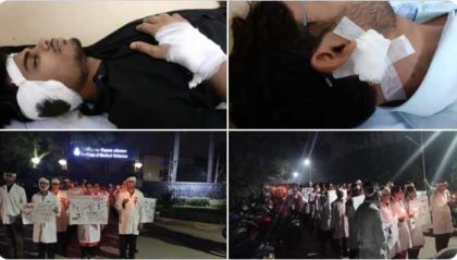 Strike Alert: BHU Medicos beaten with bricks, Resident Doctors refuse to provide services