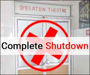Shame: Lack of equipments forcing MAMC surgeons to close their Operation Theatre