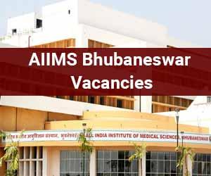 JOB Alert: AIIMS Bhubaneswar releases 40 vacancies for Junior Resident post