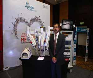 Apollo Hospitals Bangalore launches first dedicated robot-assisted cardiac surgery unit in India