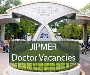 JIPMER releases vacancies for Assistant Professor, Embryologist; Apply Now