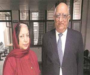 Passive euthanasia: Retired professor couple registers living will in Chandigarh court