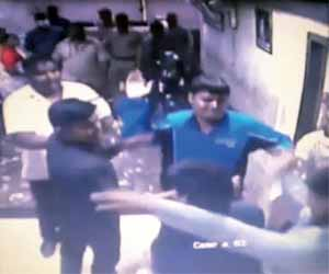 Caught on Camera: Mumbai doctor slapped, abused by patient kin after death of infant