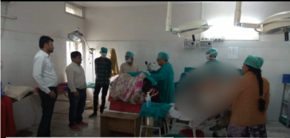 Tubectomy Camp in Rajasthan: Doctors allegedly click, share inappropriate pictures on whatsapp; inquiry ordered
