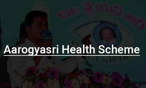 AP: CM Mohan Reddy launches Arogyasri health scheme