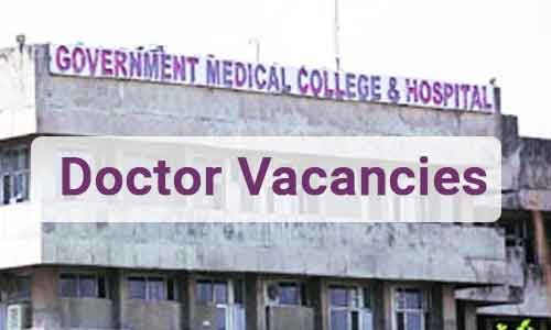 GMCH Chandigarh releases 21 Vacancies for Senior Resident, Casualty Medical Officer Posts