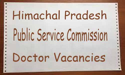 APPLY NOW: Himachal Pradesh Public Service Commission releases vacancies for Assistant Professor post