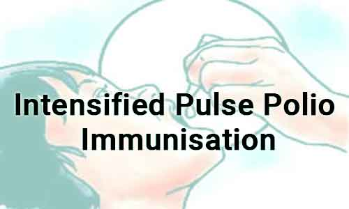Intensified Pulse Polio Immunisation programme to be held on January 19 in Puducherry